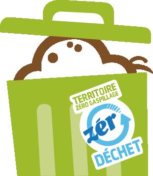Le SIVED lauréat de l'appel à projet «Territoire zéro déchet, zéro gaspillage» !