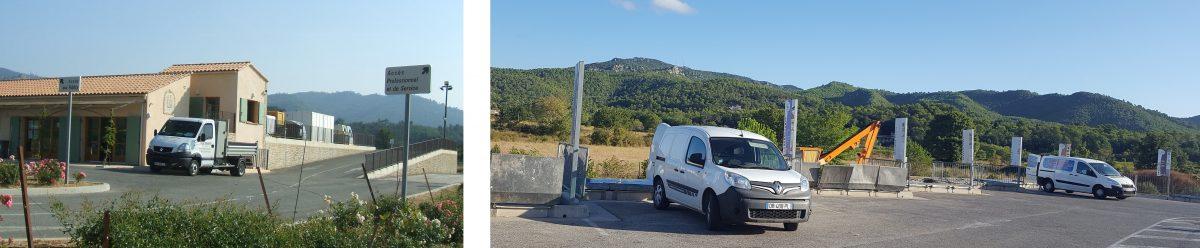 Photos de l'Espace-triS de La Roquebrussanne
