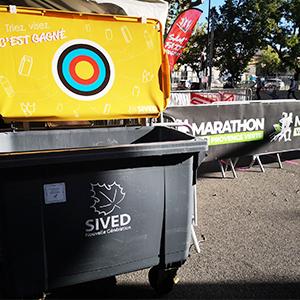 Le SIVED NG partenaire du Marathon Var Provence Verte