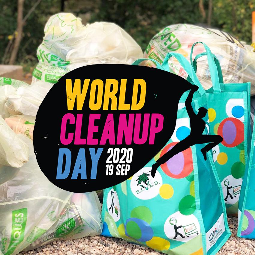 En Provence Verte, tous mobilisés pour le World Clean Up Day